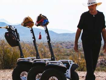 Off-Road-Segway-Tour: Scottsdale, Fort McDowell