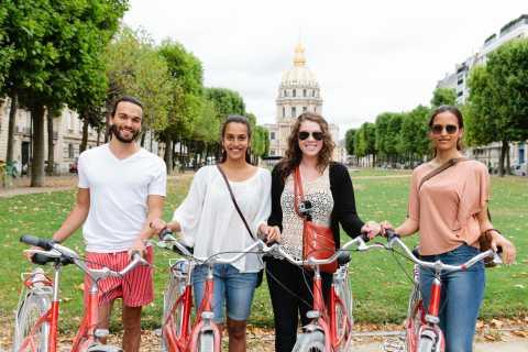 Paris 3–Hour Bike Tour in Spanish