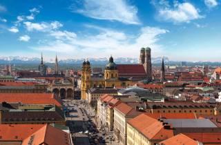 München: Entdeckungs-Rundgang in kleiner Gruppe