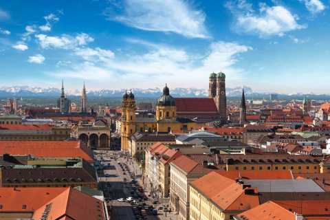 Discover Munich 2-Hour Small Group Walking Tour