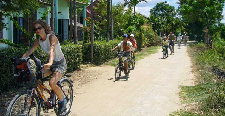 Hoi An Countryside: 9-Kilometer Small-Group Bicycle Tour