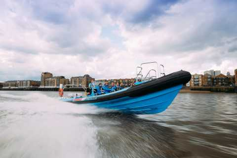 50-Minute River Thames Speedboat Ride