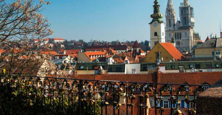Private Full Day Trip to Zagreb from Vienna