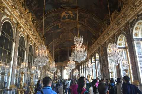 Versailles Palace & Gardens: 3-Hour Guided Tour