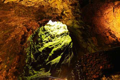 Terceira Azores: Caves and Craters