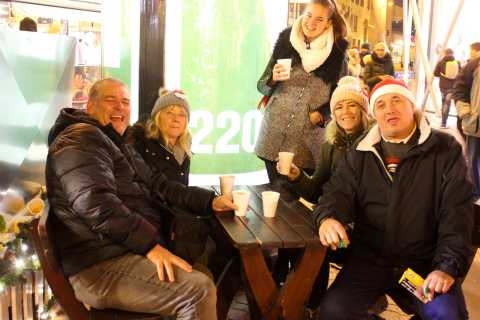 Budapest Christmas Market Tour with Mulled Wine