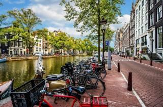 Amsterdam: Private Radtour im Stadtzentrum
