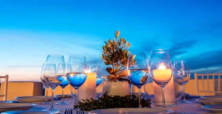 Santorini: 5-Hour Theraian Winery & Sunset Private Tour