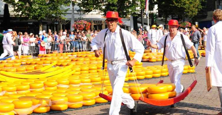 Alkmaar: Private Walking Tour