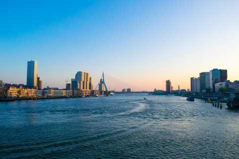 Rotterdam Walking Tour and Harbor Cruise