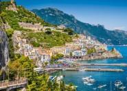 Neapel: Ganztägige Amalfiküsten-Tour