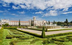 Lisbon: Jerónimos Monastery Entrance Ticket