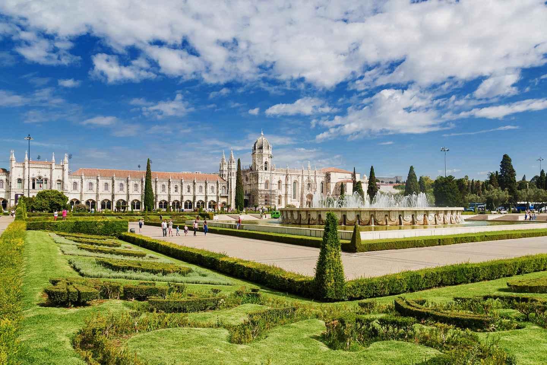 Lissabon: Eintrittsticket zum Hieronymuskloster