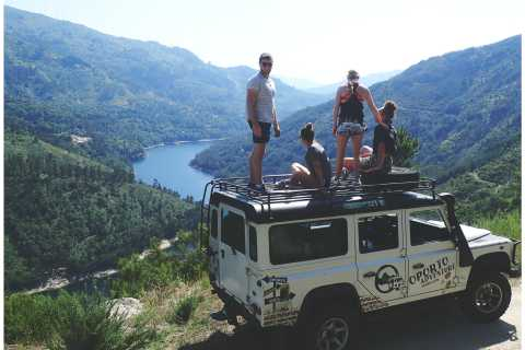 From Porto: Peneda-Gerês Park 4x4 Tour with Lunch