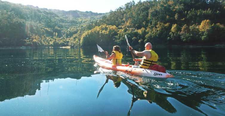 Parco Peneda-Gerês: kayak e trekking alle cascate e pranzo