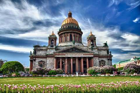 St Petersburg: Saint Isaac's Cathedral Private Tour