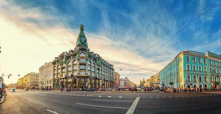 San Pietroburgo: tour delle città