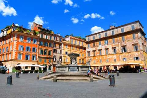 Rome: Trastevere & Jewish Ghetto Walking Tour