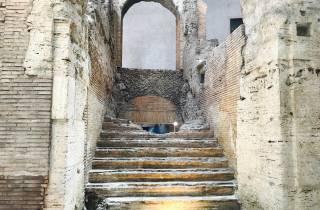 Rom: 1-stündige unterirdische Piazza Navona Audioguide-Tour