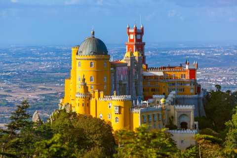 Sintra, Cascais, and Cabo da Roca Private Tour from Lisbon