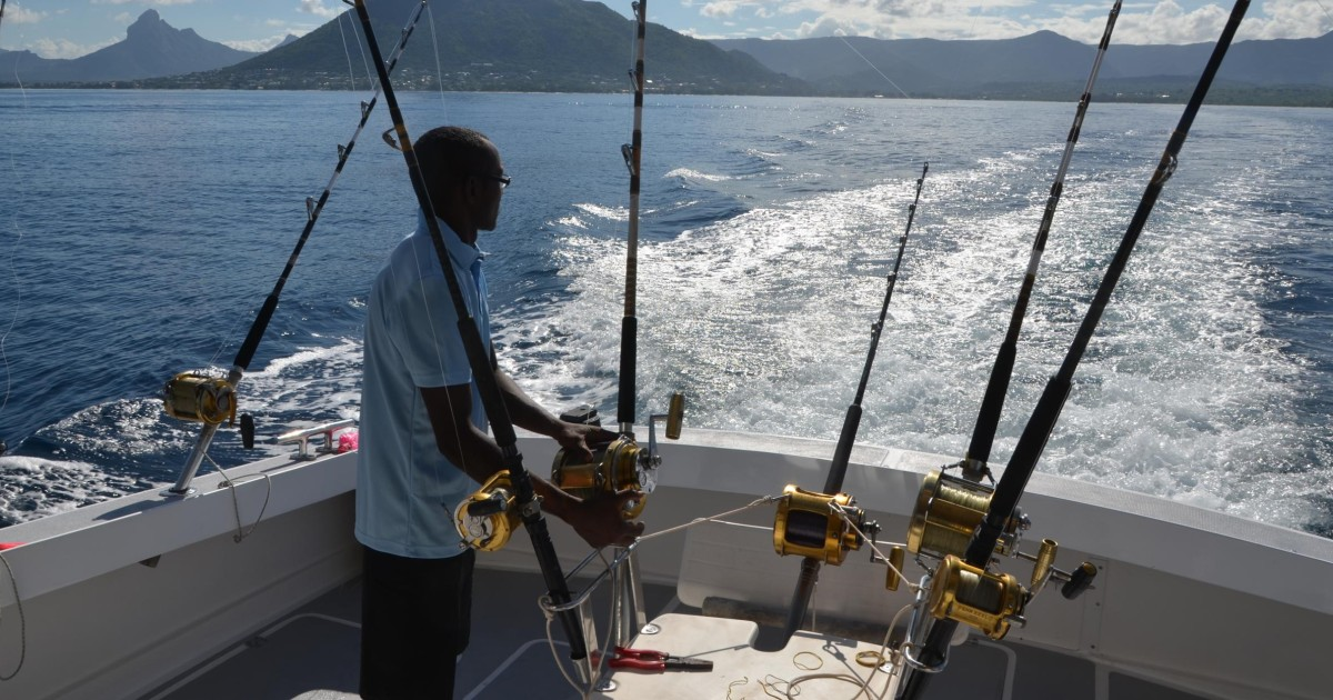 Big Quest Fishing Shared Excursion