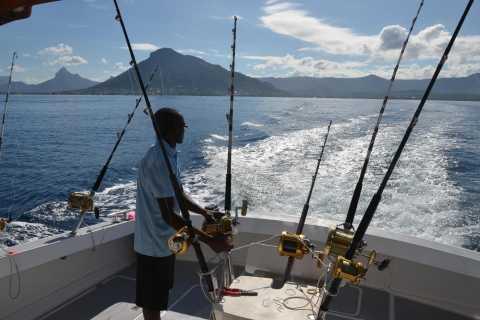 Big Quest Pesca Excursión compartida