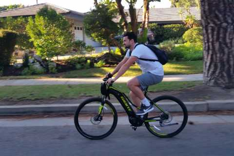 Los Angeles Full-Day City Bicycle Rental