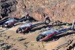 Passeio de Helicóptero no Grand Canyon saindo de Las Vegas
