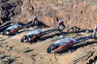 Ab Las Vegas: Canyon Wind Dancer Helikopter-Tour