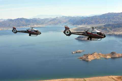Ab Las Vegas: Grand Canyon Helikopter-Tour