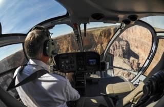 Grand Canyon: Rundflug im Helikopter ab dem Südrand
