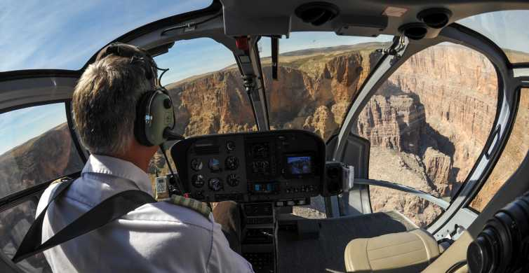 Grand Canyon Spirit Helicopter Tour from South Rim