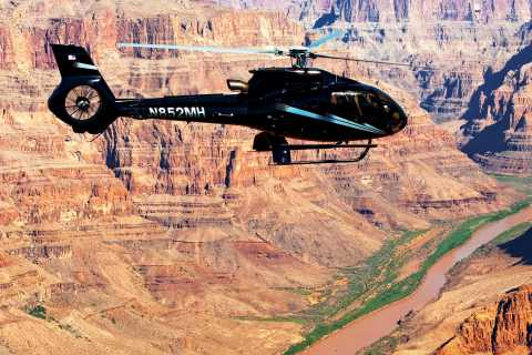 Grand Canyon West by Helicopter: Full-Day from Las Vegas