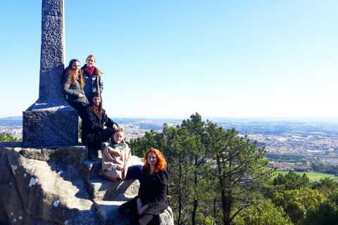Sintra and Cascais Full-Day Private Tour from Lisbon