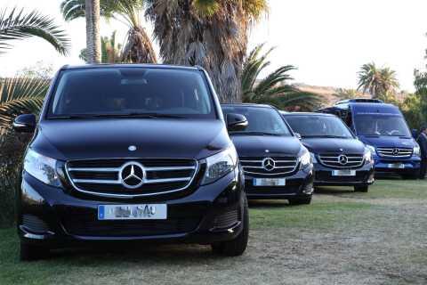 Gran Canaria: Privat transfer till eller från flygplatsen