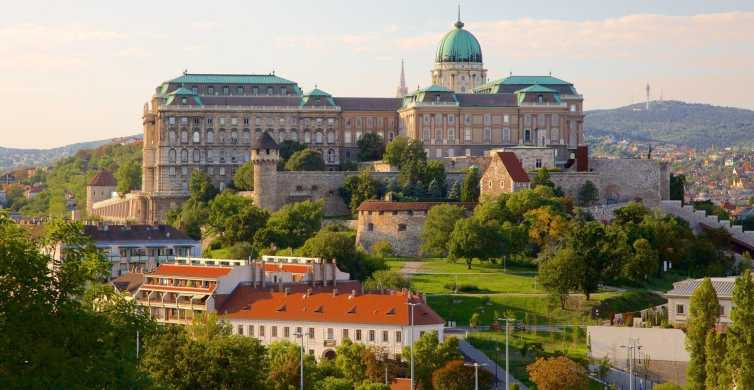 Buda Castle Walking Tour in Spanish