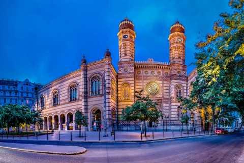 Budapest: Jewish Quarter Walking Tour in Spanish