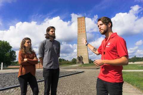 Desde Berlín: tour a pie de Sachsenhausen