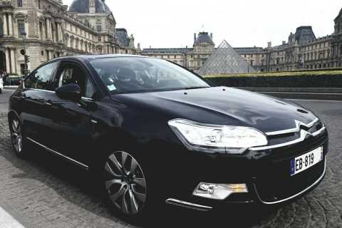 Paris: VIP Private Transfer from/to Charles de Gaulle