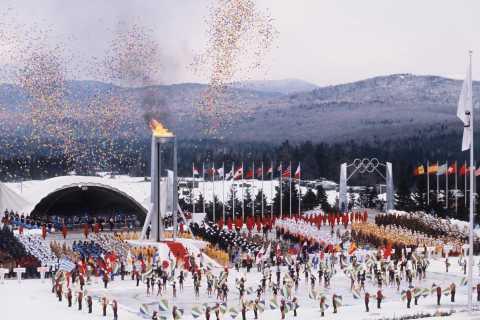 Sarajewo: Führung zu den Olympischen Winterspielen