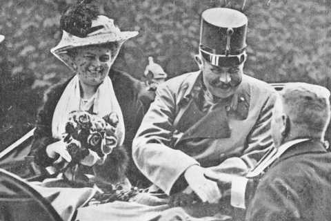 Sarajevo: 1914 Archduke Assassination Tour