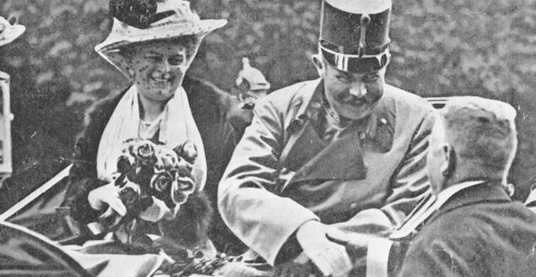 Sarajevo: 1914 Erzherzog-Ermordungstour