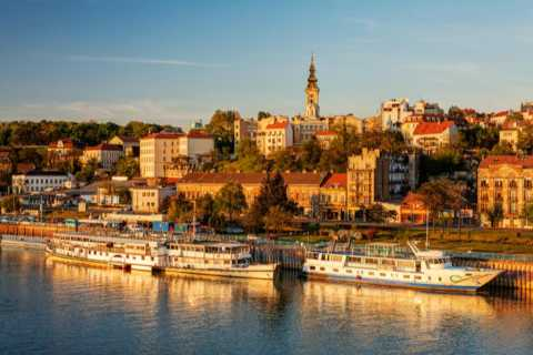 Belgrade: Full-Day Tour With Lunch & Underground Admission
