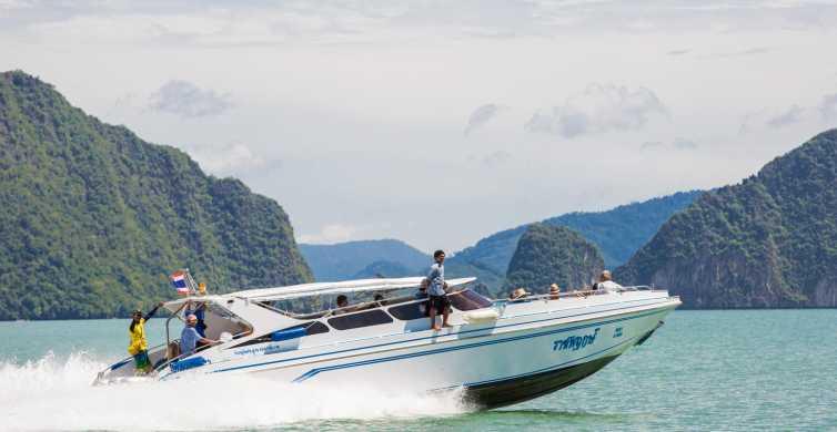 Phang Nga Bay: James Bond Island Kayak and Snorkeling Tour