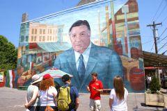 Filadélfia: Excursão a pé em pequeno grupo para o mercado italiano