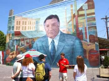 Philadelphia: Italienischer Markt − Aromen & Gerüche