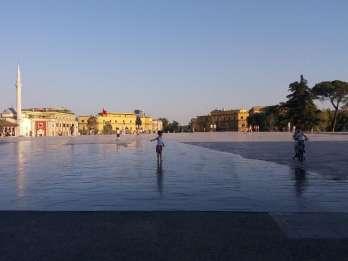 Tirana und Kruja in einem Tagesausflug
