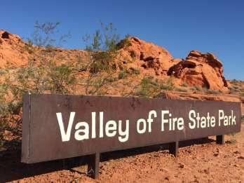 Nevada: Valley of Fire Tour auf Deutsch