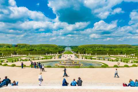 From Paris: Full-Day Guided Tour of Versailles with Lunch