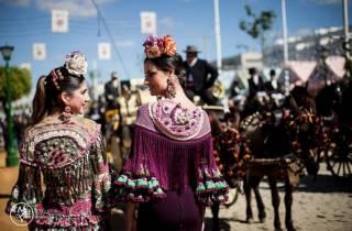 Sevilla Ostermesse: Private Luxus Tour